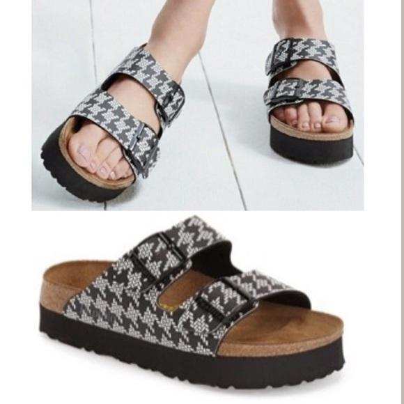 d636d497af8 NWT Birkenstock Papillio Arizona Platform Sandals